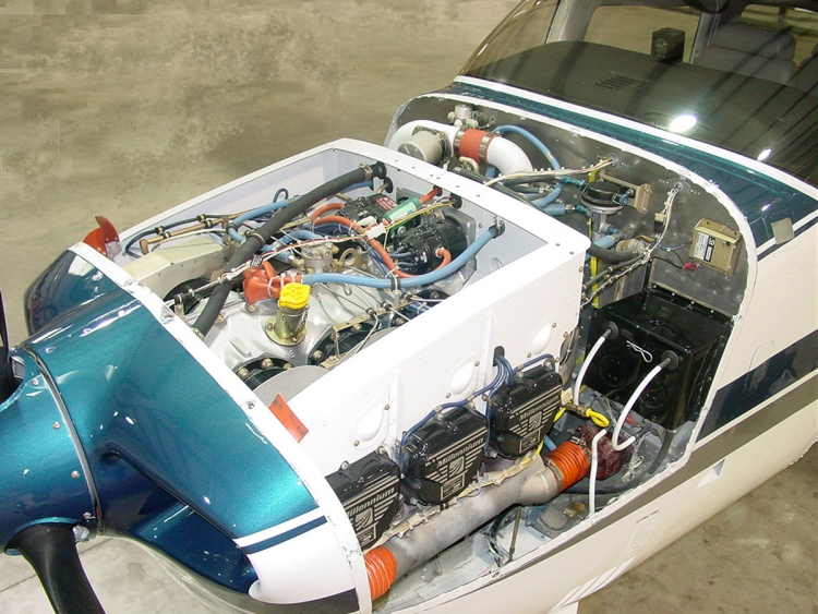 Powermaster Engines, Our Cessna 210, N26PM